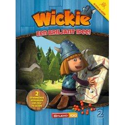 Wickie Boek - De ontdekking