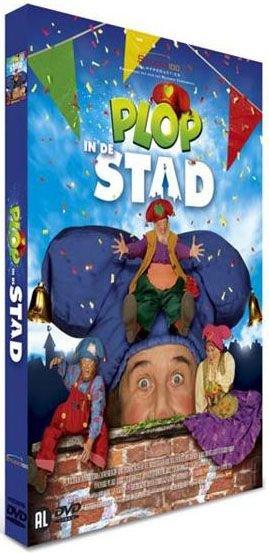 Kabouter Plop DVD - In de stad