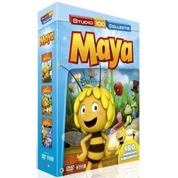Dvd box Maya vol. 1 + 2 + 3