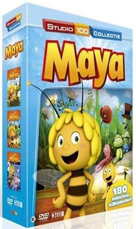 Maya de Bij DVD Box - Vol. 1 + 2 + 3