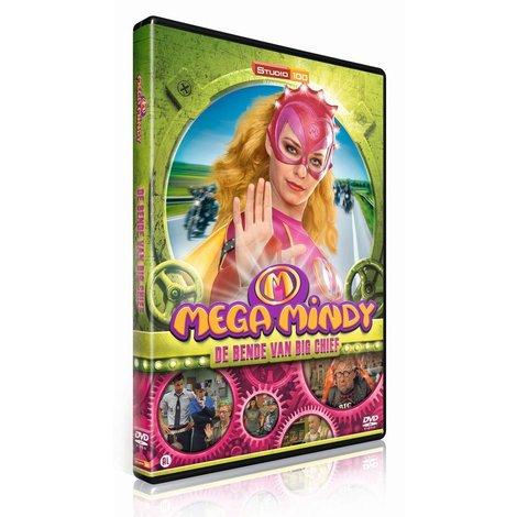 Mega Mindy DVD - De bende van Big Chief