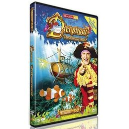 Dvd Piet Piraat wonderwaterwereld