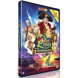 Piet Piraat DVD - Het zeemonster