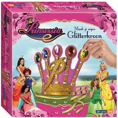 Prinsessia Kroontje maken