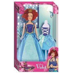 Tienerpop Prinsessia: Violet