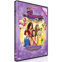 Prinsessia DVD - Superbasiel
