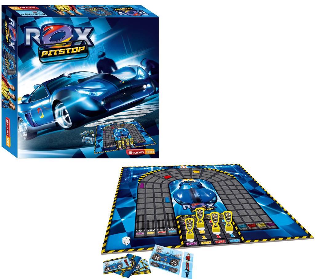 Rox Spel Pitstop
