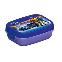 Lunchbox Rox blauw