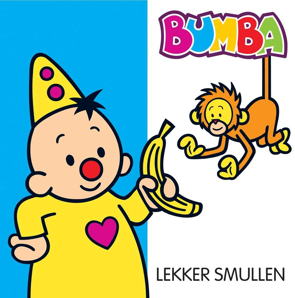 Boek Bumba: kartonboek set van 3
