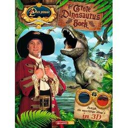 Boek Piet Piraat: 3d dinoboek