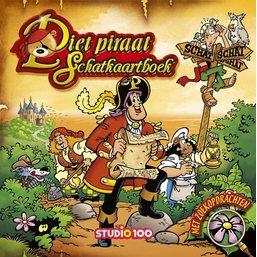 Piet Piraat : Voorleesboek - Schatkaartboek