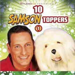 Samson en Gert CD - Samsontoppers vol. 1