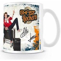 Ghost Rockers Mok handtekeningen