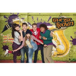 Ghost Rockers Poster 61x92 cm graffity
