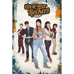 Ghost Rockers Poster 61x92 cm band