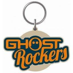 Ghost Rockers Sleutelhanger rubber