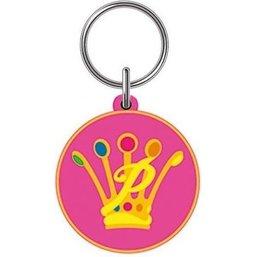 Sleutelhanger Prinsessia: kroon