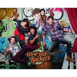 Ghost Rockers Poster 40x50 cm groep