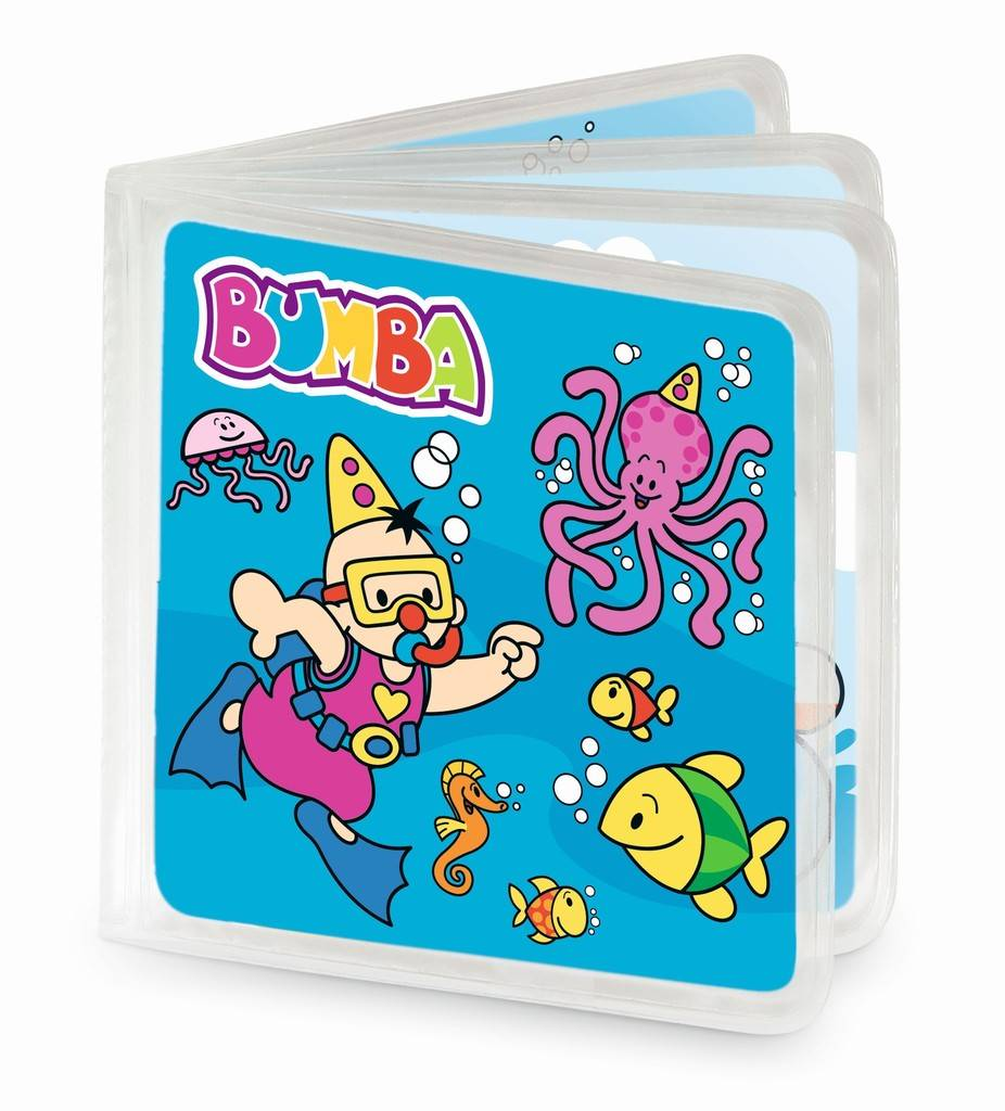 Studio100 Bumba Bath Book