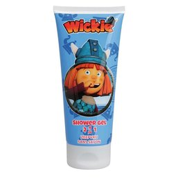 Wickie de Viking Shampoo & douchegel 250 ml