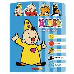 Bumba Boek - Leer de kleuren