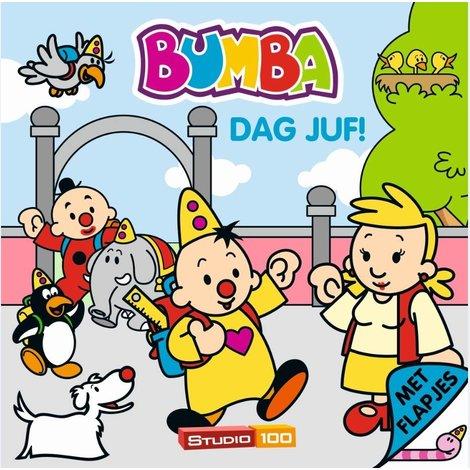 Bumba Boek - dag juf