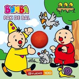 Bumba boek - Pak de bal