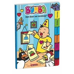 Bumba Boek - Wat doen we vandaag?