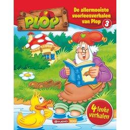 Kabouter Plop Boek Allermooiste leesverhalen 3