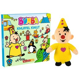 Bumba Boek - Knuffel kwijt incl. knuffel