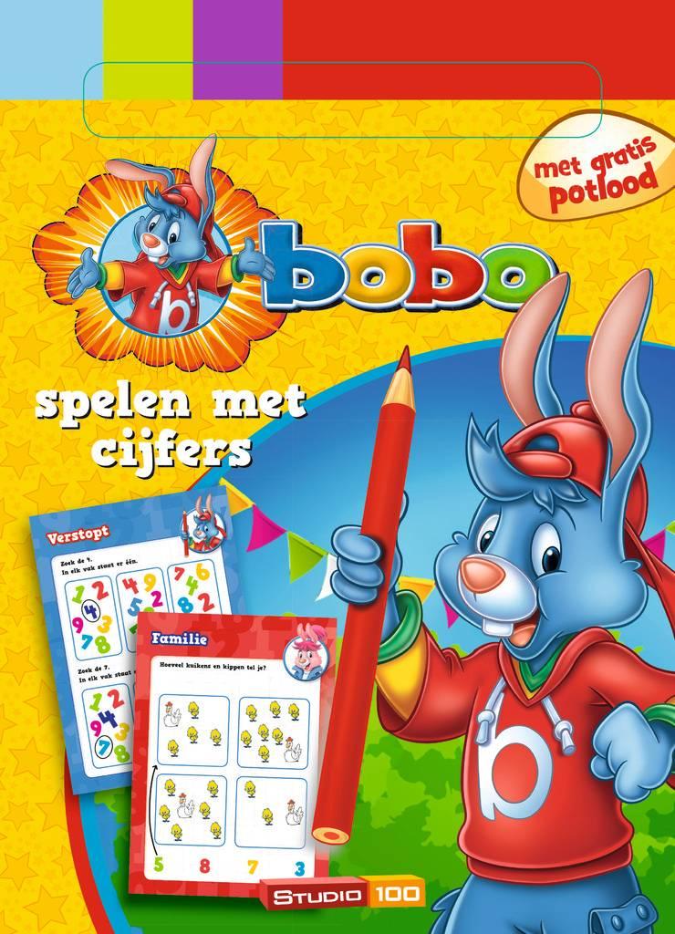 Bobo Boek - Spelen met cijfers
