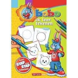 Boek Bobo: ik leer tekenen