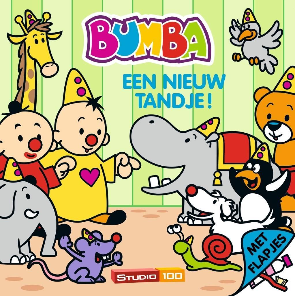 Bumba Boek een nieuw tandje