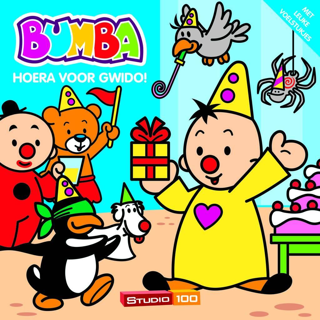 Bumba Boek - Hoera voor Gwido