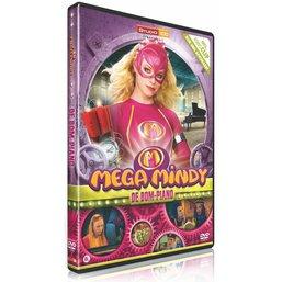 Dvd Mega Mindy: de bom-piano