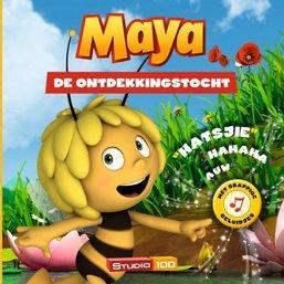 Maya de Bij Boek muziek Ontdekkingstocht