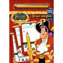 Piet Piraat Boek - Ik leer schrijven