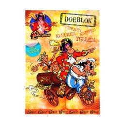 Piet Piraat Doeboek