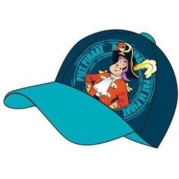 Piet Piraat Cap junior blauw
