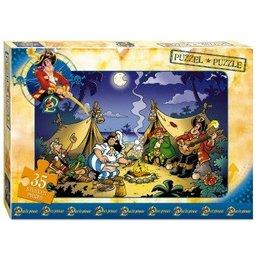 Pat le Pirat Puzzle ancre 35 pièces