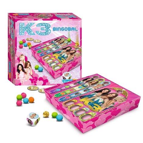 K3 Spel Bingobal