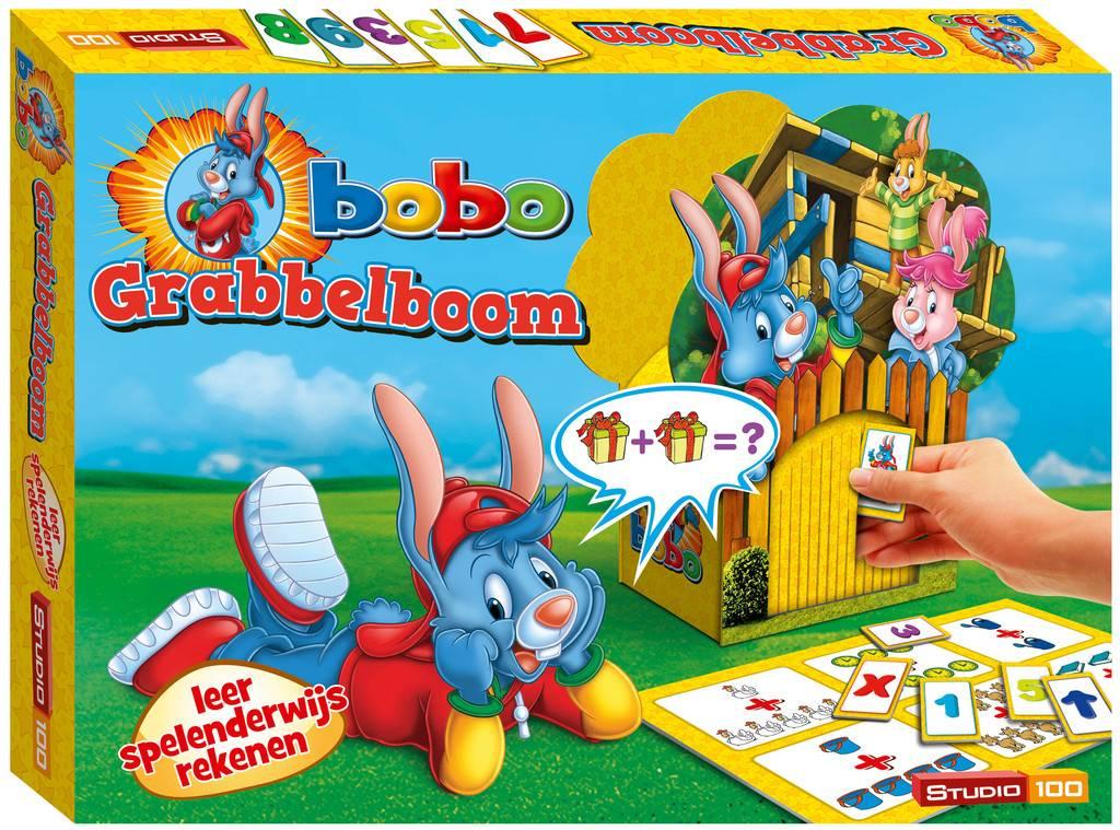 Bobo Spel Grabbelboom