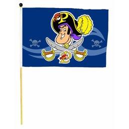 Piet Piraat vlag