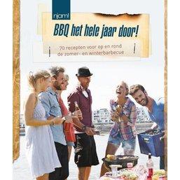 NJAM! Boek BBQ het hele jaar door