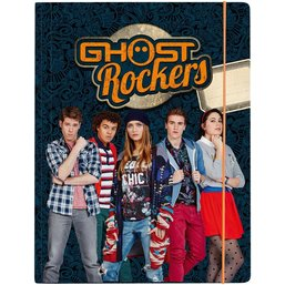 Ghost Rockers Elastomap