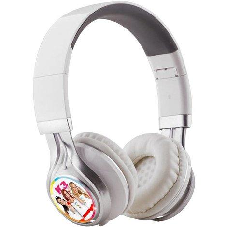 Koptelefoon K3: wit