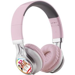 K3 Koptelefoon roze