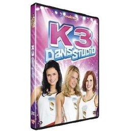 K3 DVD - Dans studio