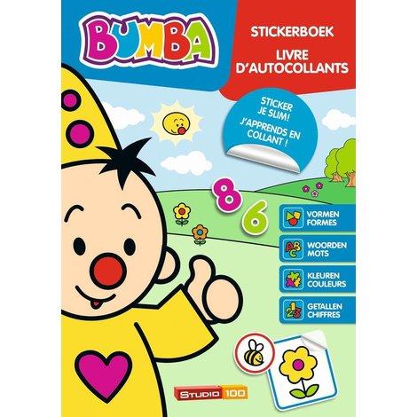Bumba stickerboek educatief