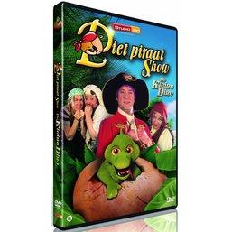 Piet Piraat DVD De kleine dino